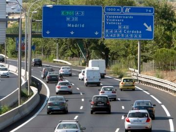 Más control de la velocidad de los coches extranjeros en la Operación Retorno del verano