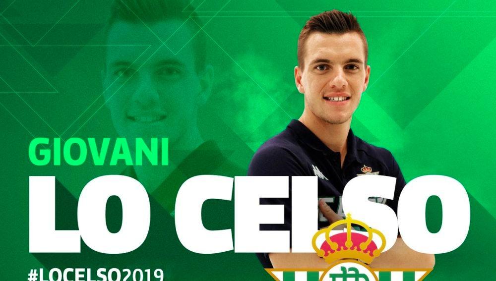 Lo Celso, nuevo jugador del Betis