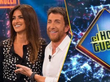 La estrella internacional Penélope Cruz inaugura el lunes la nueva temporada de 'El Hormiguero 3.0'