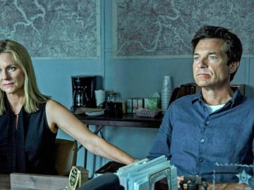 Laura Linney y Jason Bateman en 'Ozark'