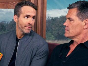"""Descubre el misterio del 'Asesinato en El Hormiguero Express' con Ryan Reynolds y Josh Brolin: """"¿Falta mucho?"""""""