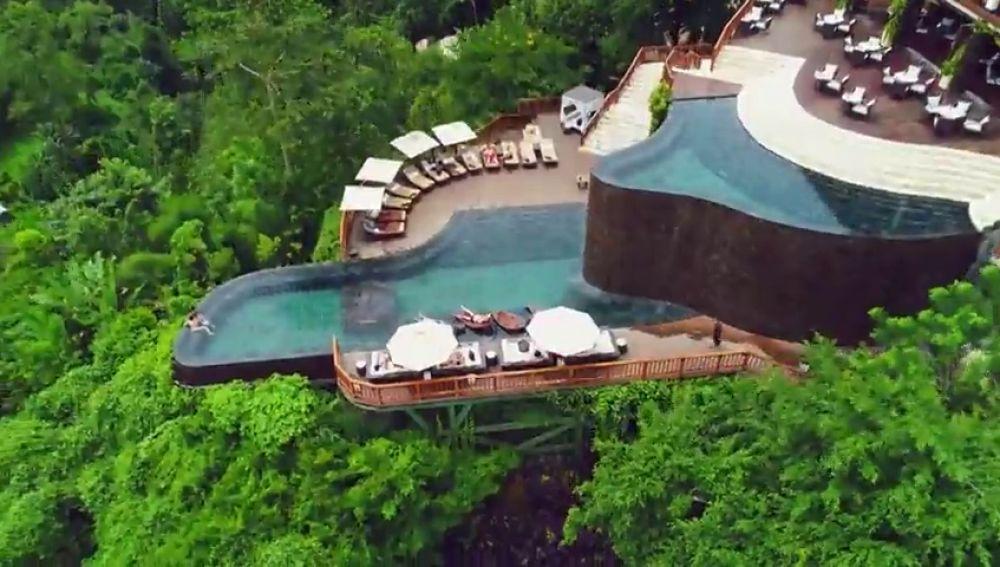 Los mejores hoteles compiten por ofrecer las mejores piscinas