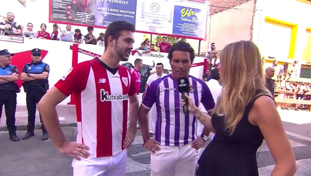 """Encierros de Sanse 2018 - Marcos, corredor en el encierro de San Sebastián de los Reyes: """"Es mucho más rápido que los encierros de Pamplona"""""""