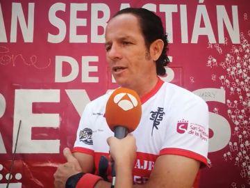 """Encierros Sanse 2018 - Miguel Castander, recortador: """"El toro, igual que te da la vida, te la puede quitar"""""""