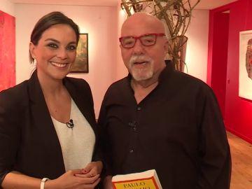 Mónica Carrillo entrevista a Paulo Coelho