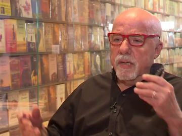 Entrevista completa a Paulo Coelho