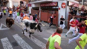 Quinto encierro San Sebastián de los Reyes