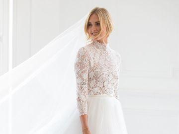 El impresionante vestido con el que Chiara le ha dado el 'sí, quiero' a Fedez