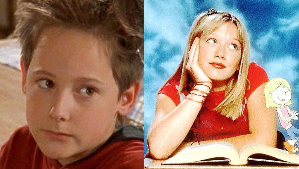 Matt y Lizzie McGuire