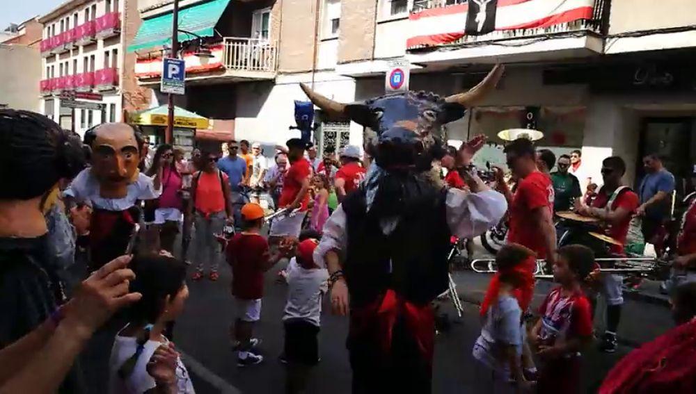 Encierros de Sanse 2018 - Las fiestas de San Sebastián de los Reyes llegan a su fin