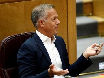 El senador Ander Gil