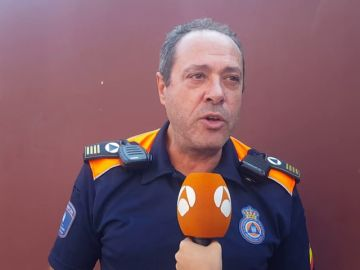 """Pedro Martínez, responsable de Protección Civil: """"no hay víctimas mortales desde hace más de doce años"""""""