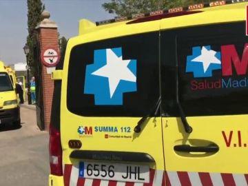 Muere un atracador después de autolesionarse y recibir un disparo en una pierna