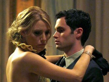 Serena y Dan en el final de 'Gossip Girl'