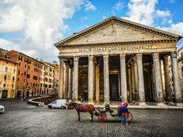 Panteón. Roma