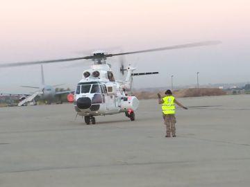 Sánchez hace uso del helicóptero más que ningún otro presidente: hasta cinco veces en sólo cuatro días en agosto