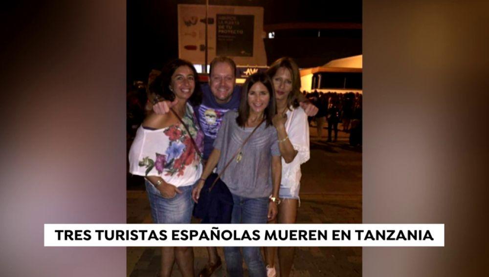 Tres turistas españolas mueren en un accidente de tráfico en Tanzania