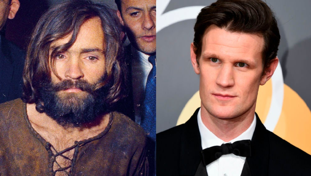 Matt Smith también ha interpretado a Charles Manson
