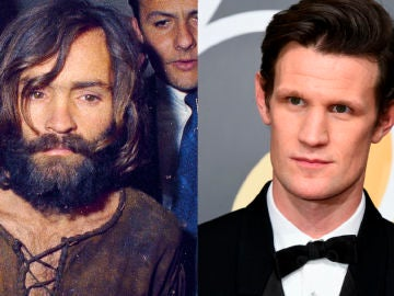 Matt Smith también ha interpretado a Charles Manson