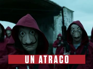 Descubre la Escape Room de 'La casa de papel'