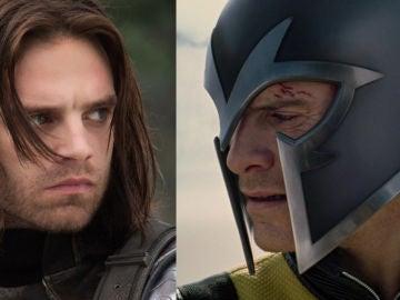El error en la pelea entre Magneto y El Soldado de Invierno