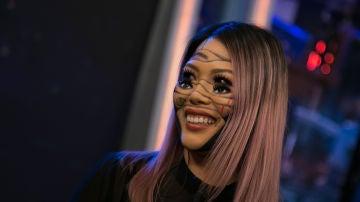 Descubre los maquillajes hiperrealistas de Mimi Choi en 'El Hormiguero 3.0'