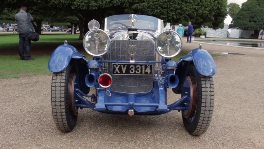Los coches más caros y raros compiten en el Concurso de Elegancia del Palacio de Hampton Court