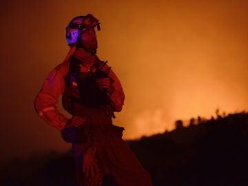 Incendio en Quiroga