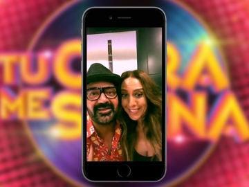 Mónica Naranjo y José Corbacho