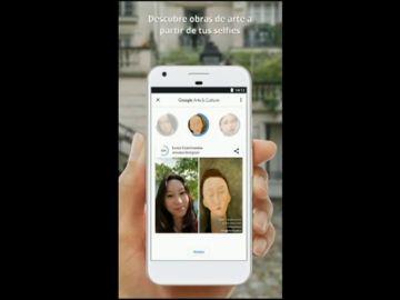 Google extiende a todo el mundo la app que encuentra un parecido al usuario entre decenas de miles de retratos de museos