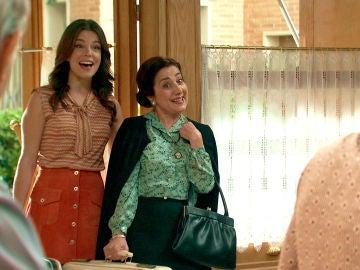 María y Pía se hacen amigas íntimas