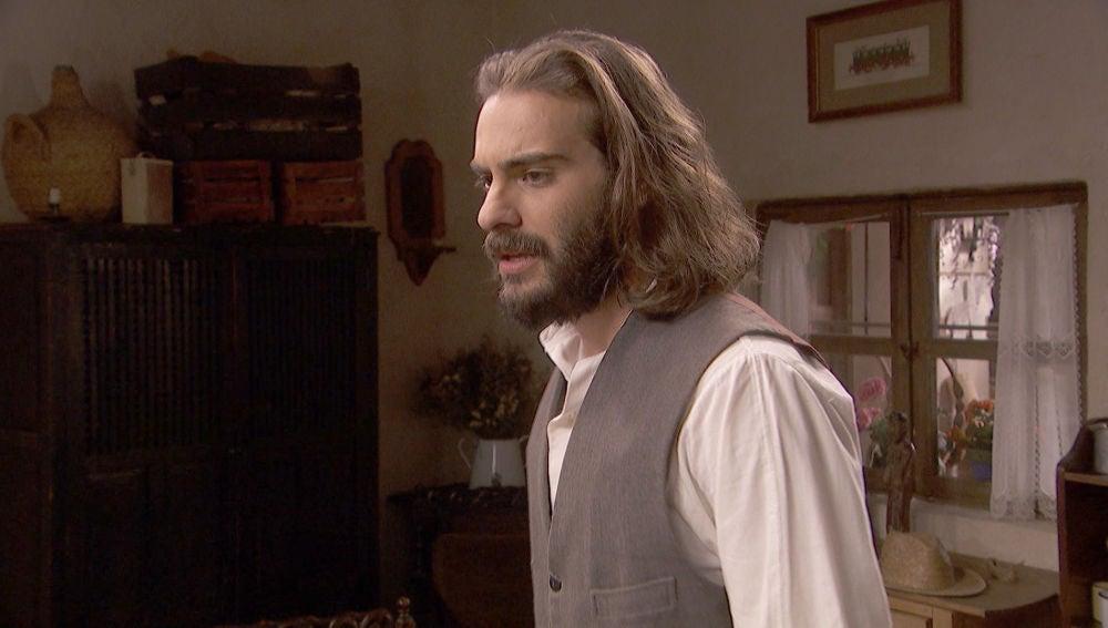 La preocupación invade a Isaac al conocer el cuadro médico de Antolina