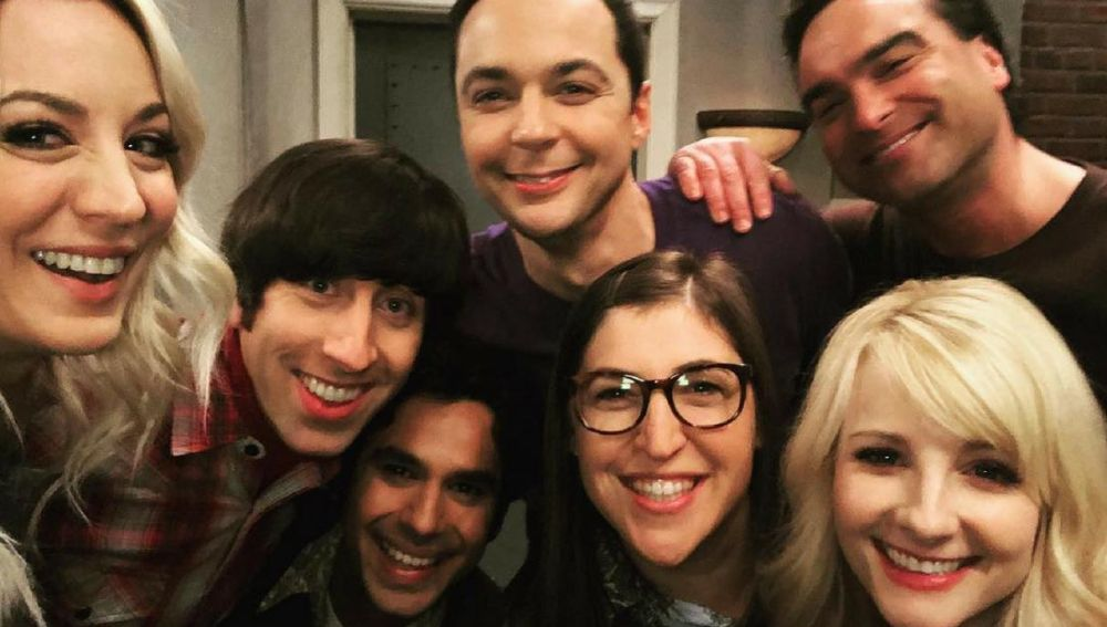 'The Big Bang Theory'