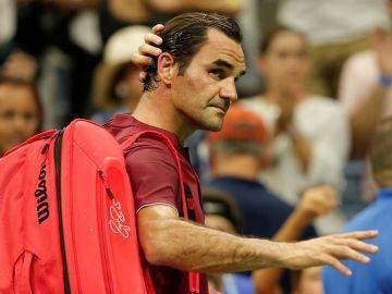 Federer dice adiós al US Open en octavos de final