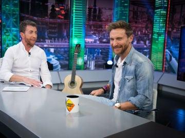"""David Guetta habla en 'El Hormiguero 3.0' sobre próximo disco: """"Lo he hecho con el corazón y con felicidad"""""""