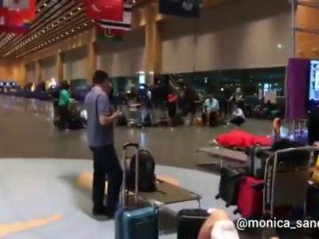 Un avión de Iberia aterriza de emergencia en Boston por una avería en el motor