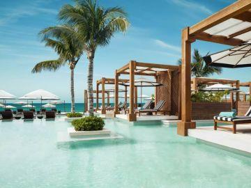 Uno de los resort de lujo de la compañía mexicana