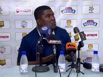 El entrenador del Once Caldas colombiano denuncia insultos racistas