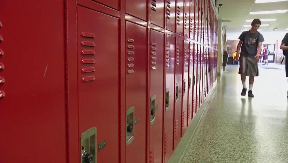 Castigos con una regla de madera en una escuela de Georgia