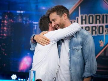 """La cariñosa despedida de David Guetta en 'El Hormiguero 3.0': """"Nunca me lo paso tan bien como aquí"""""""