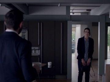 """El tenso reencuentro entre Gemma y Simon: """"Te has pasado"""""""