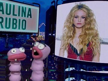 Esta noche en 'El Hormiguero 3.0' Paulina Rubio dará una gran exclusiva
