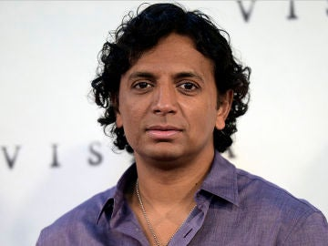 El cineasta M. Night Shyamalan