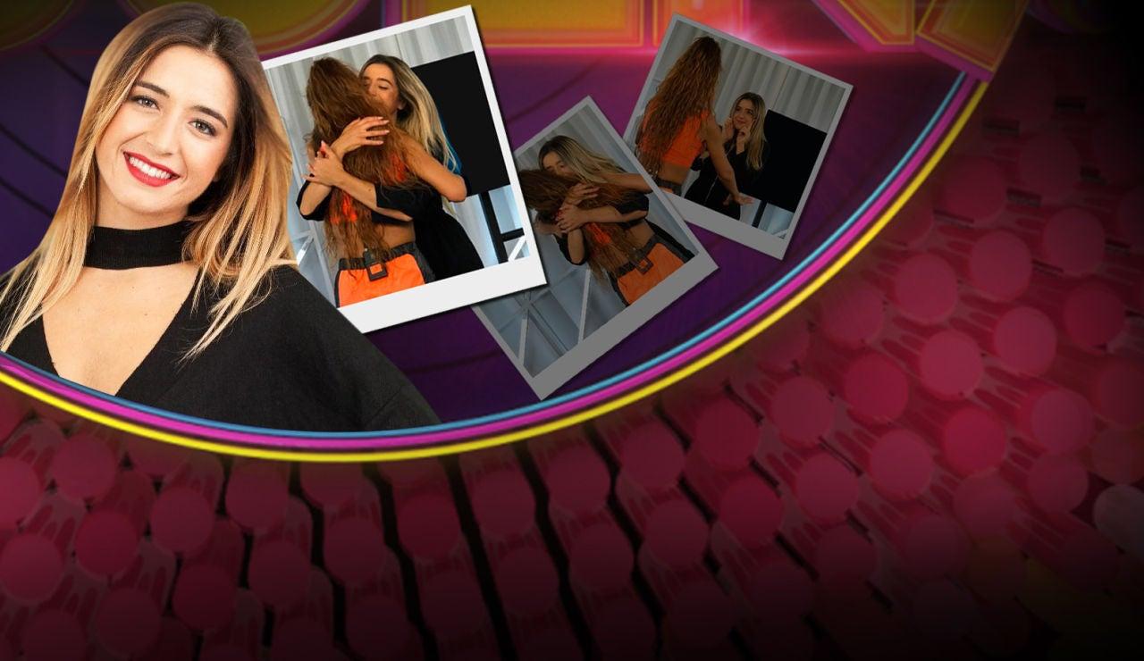 Las primeras imágenes de Mimi Doblas y Eleni Foureira en 'TCMS'