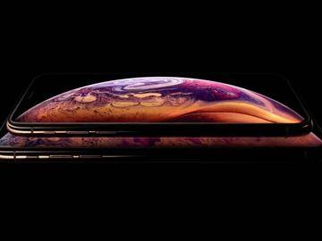 Apple presenta el iPhone XS y XS Max, con protección especial ante líquidos