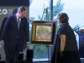 Recuperan un Renoir robado por los nazis a una familia judía