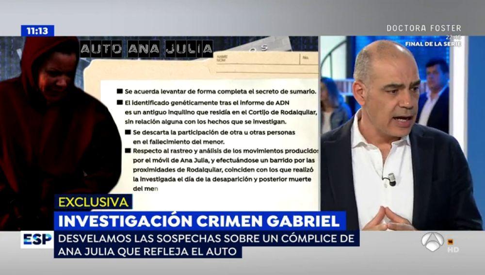 Los motivos del juez para pensar que Ana Julia Quezada mató al pequeño Gabriel con ayuda de un tercero