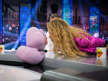 Trancas y Petancas ponen a prueba a Paulina Rubio con 'El test de la persona normal' en 'El Hormiguero 3.0'