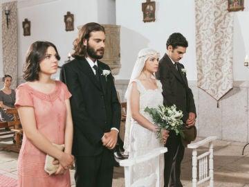 ¿Se atreverá Isaac a darle el 'sí, quiero' a Antolina?