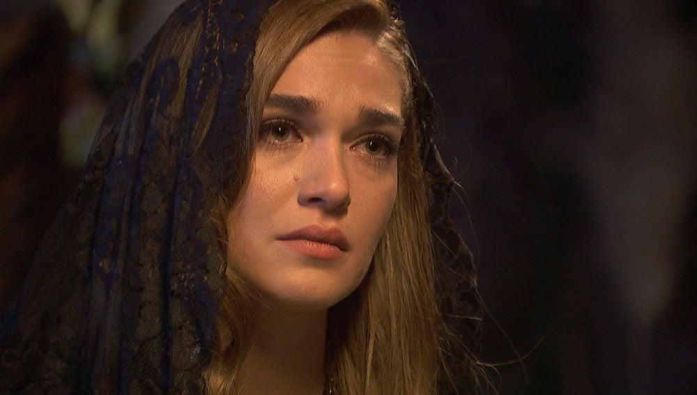 Julieta, la pieza clave en la muerte de Francisca